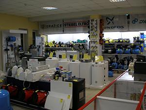 Магазин инженерные системы